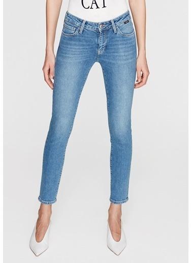 Mavi Jean Pantolon | Adriana Ankle - Super Skinny İndigo
